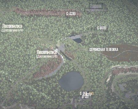 Скачать мод карта «ТрансМиссия» для Spintires MudRunner