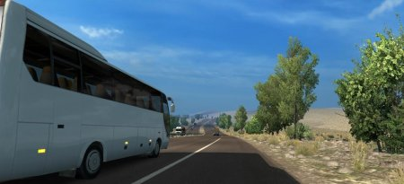 Скачать мод карта Африки (AfroMap) v.1.2 для Euro Truck Simulator 2 v. 1.31