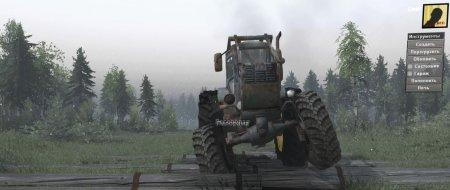 Скачать мод трактор T-40 версия 08.09.18 для Spintires v. 03.03.16