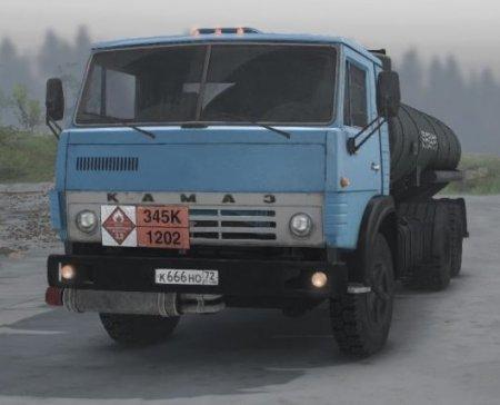 Скачать мод грузовик КАМАЗ 53212 для Spintires v. 03.03.16