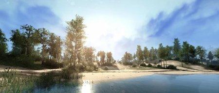 Скачать мод карта «Beaches & Bogs» для Spintires MudRunner