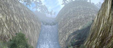 Скачать мод карта «Cliff Hanger» для Spintires MudRunner