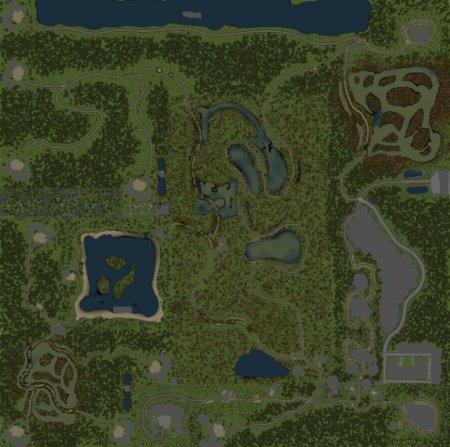 Скачать мод карта «Lvl 37» для Spintires v. 03.03.16