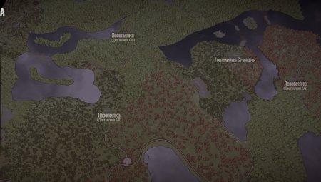 Скачать мод карта «Чаронда» для Spintires MudRunner