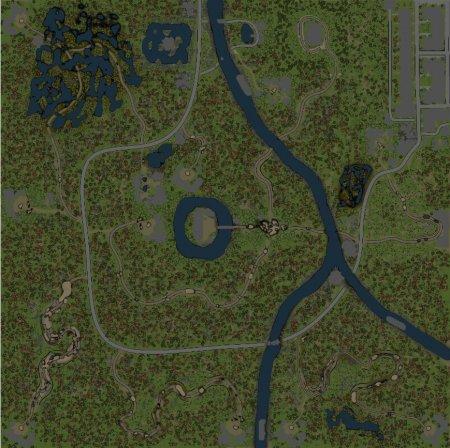 Скачать мод карта «LvL41» для Spintires v. 03.03.16