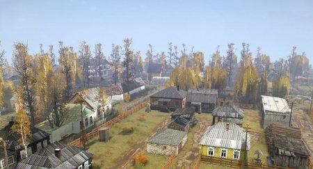 Скачать мод карта «Expanses of Villages 2» для Spintires MudRunner