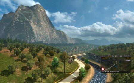 Скачать мод карта «Brasil Total» версия 11 для Euro Truck Simulator 2 v. 1.33-1.34
