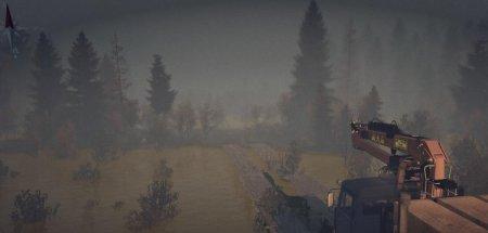 Скачать мод карта «Где-то в лесу» для Spintires v. 03.03.16