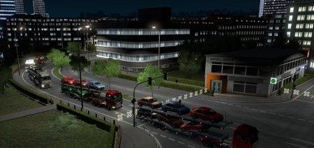 Скачать мод прицеп «Renault Logan Trailer» для Euro Truck Simulator 2 v. 1.35-1.36
