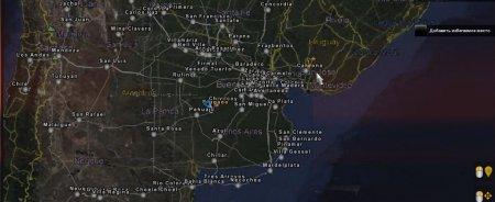Скачать мод карта «Argentina» для Euro Truck Simulator 2 v. 1.36