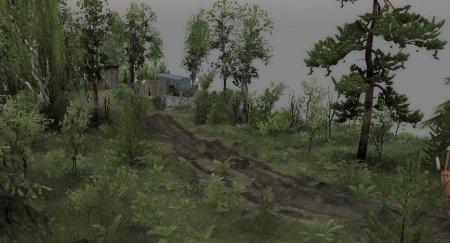 Скачать мод карта «LvL46» для Spintires v. 03.03.16