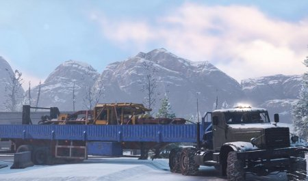 Скачать мод грузовик Краз 255 для SnowRunner