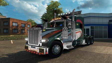 Скачать мод ПАК грузовиков ATS Truck Pack для Euro Truck Simulator 2 v. 1.37